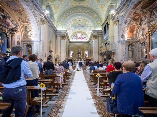 Il matrimonio di Wainer e Raffaella a Sant'Angelo Lodigiano, Lodi 56
