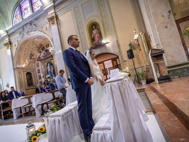 Il matrimonio di Wainer e Raffaella a Sant'Angelo Lodigiano, Lodi 57