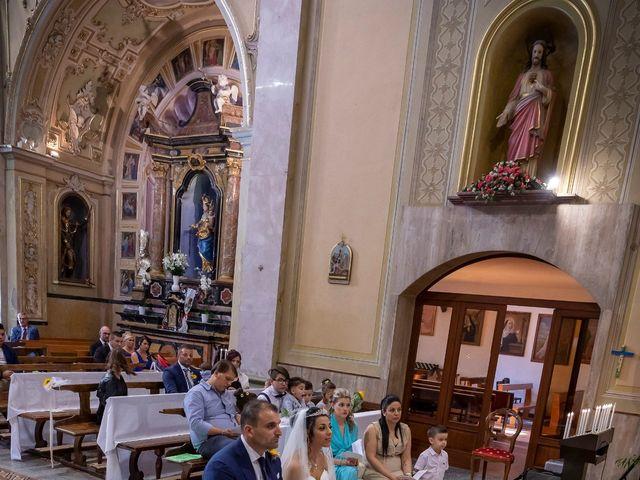 Il matrimonio di Wainer e Raffaella a Sant'Angelo Lodigiano, Lodi 61
