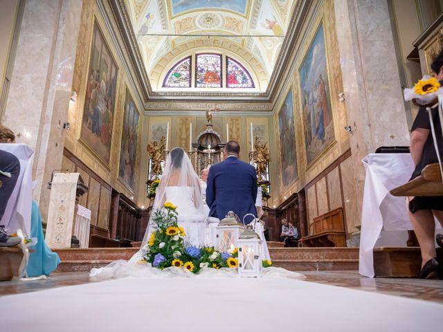 Il matrimonio di Wainer e Raffaella a Sant'Angelo Lodigiano, Lodi 68
