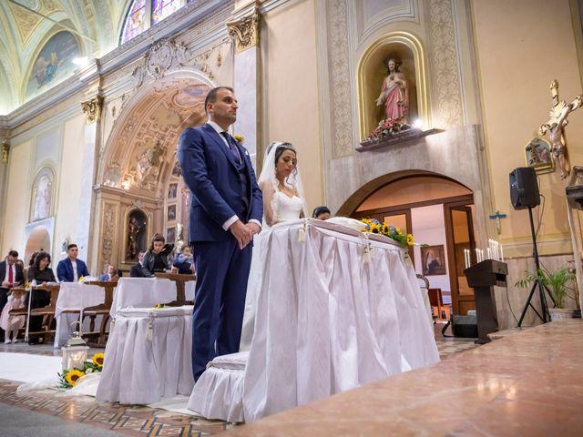 Il matrimonio di Wainer e Raffaella a Sant'Angelo Lodigiano, Lodi 69