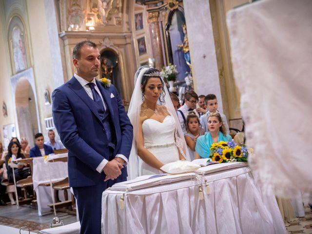 Il matrimonio di Wainer e Raffaella a Sant'Angelo Lodigiano, Lodi 71