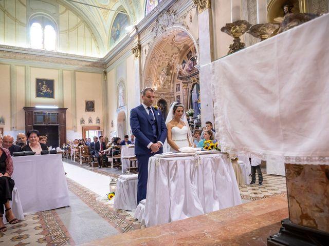 Il matrimonio di Wainer e Raffaella a Sant'Angelo Lodigiano, Lodi 72