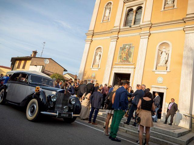 Il matrimonio di Wainer e Raffaella a Sant'Angelo Lodigiano, Lodi 76