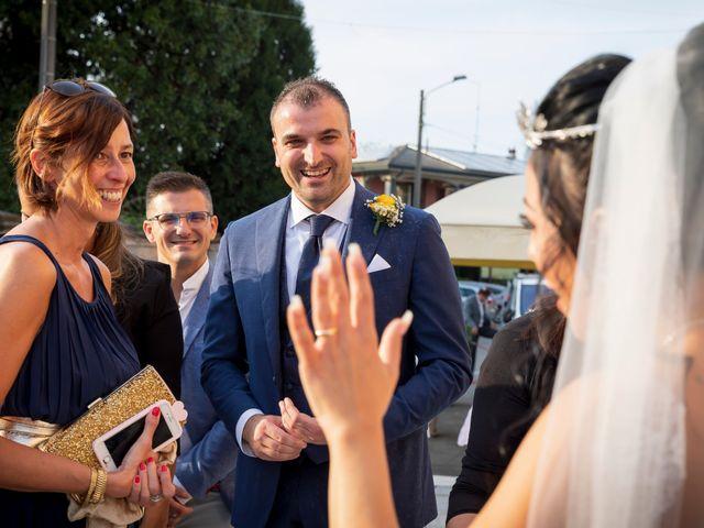 Il matrimonio di Wainer e Raffaella a Sant'Angelo Lodigiano, Lodi 79