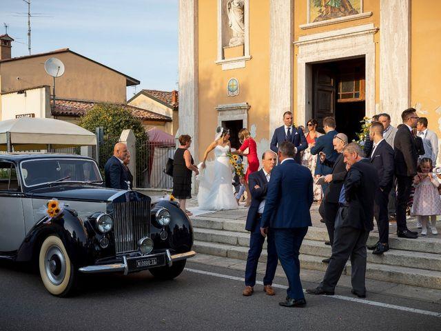 Il matrimonio di Wainer e Raffaella a Sant'Angelo Lodigiano, Lodi 80
