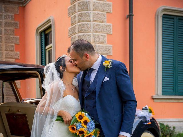 Il matrimonio di Wainer e Raffaella a Sant'Angelo Lodigiano, Lodi 82