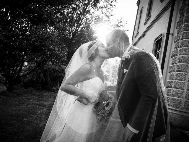 Il matrimonio di Wainer e Raffaella a Sant'Angelo Lodigiano, Lodi 87