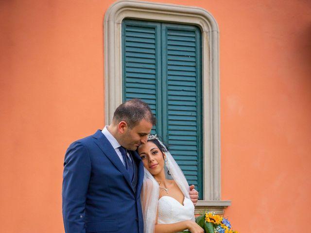 Il matrimonio di Wainer e Raffaella a Sant'Angelo Lodigiano, Lodi 89