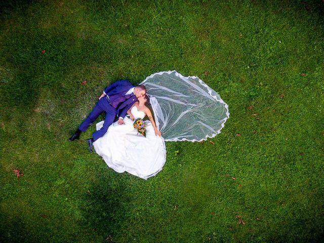 Le nozze di Raffaella e Wainer