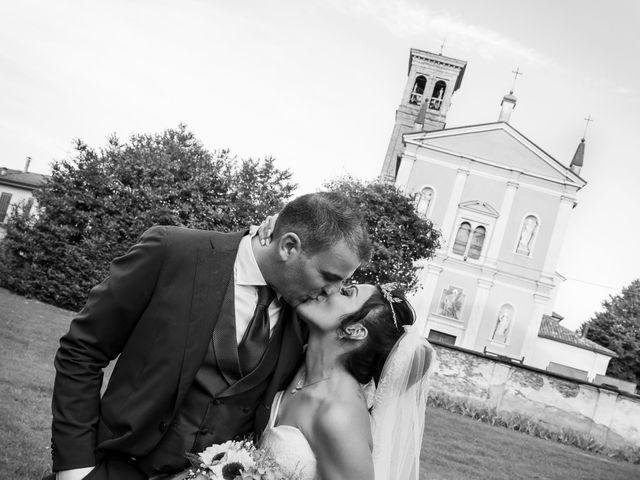 Il matrimonio di Wainer e Raffaella a Sant'Angelo Lodigiano, Lodi 2