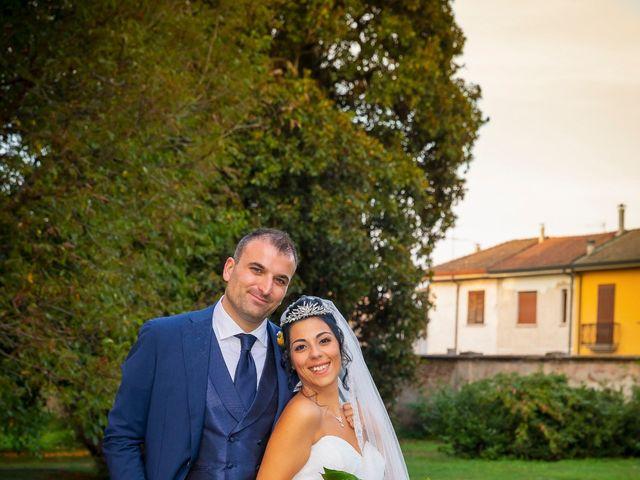 Il matrimonio di Wainer e Raffaella a Sant'Angelo Lodigiano, Lodi 91
