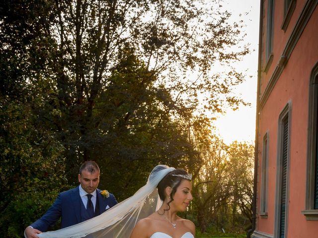 Il matrimonio di Wainer e Raffaella a Sant'Angelo Lodigiano, Lodi 93