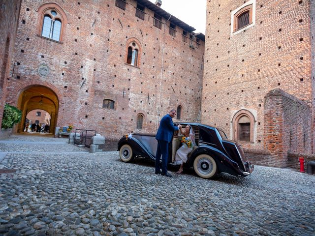 Il matrimonio di Wainer e Raffaella a Sant'Angelo Lodigiano, Lodi 96