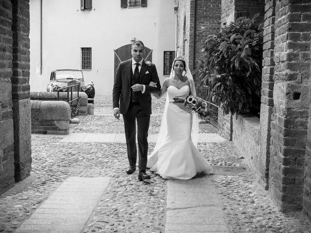 Il matrimonio di Wainer e Raffaella a Sant'Angelo Lodigiano, Lodi 98