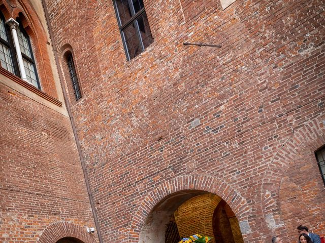 Il matrimonio di Wainer e Raffaella a Sant'Angelo Lodigiano, Lodi 99