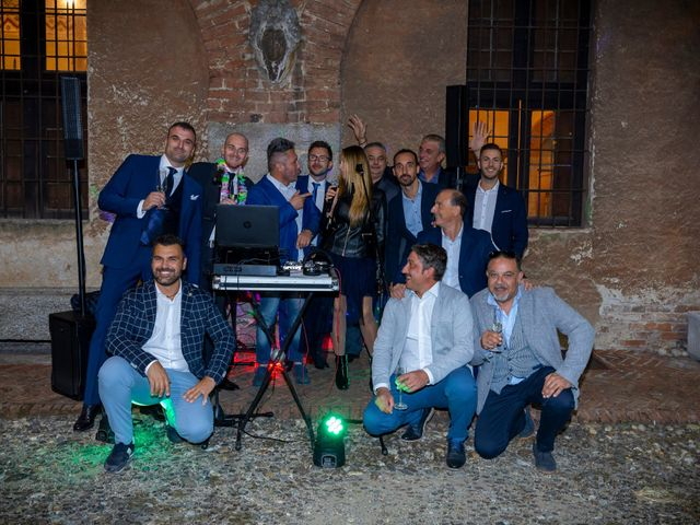 Il matrimonio di Wainer e Raffaella a Sant'Angelo Lodigiano, Lodi 103