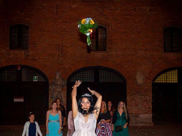 Il matrimonio di Wainer e Raffaella a Sant'Angelo Lodigiano, Lodi 105