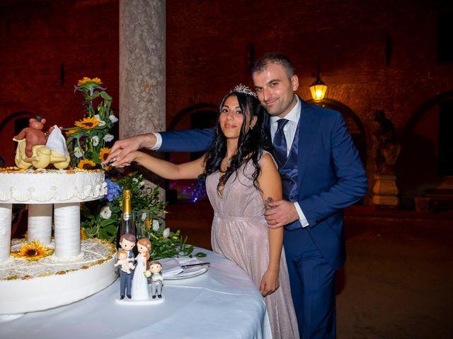 Il matrimonio di Wainer e Raffaella a Sant'Angelo Lodigiano, Lodi 106