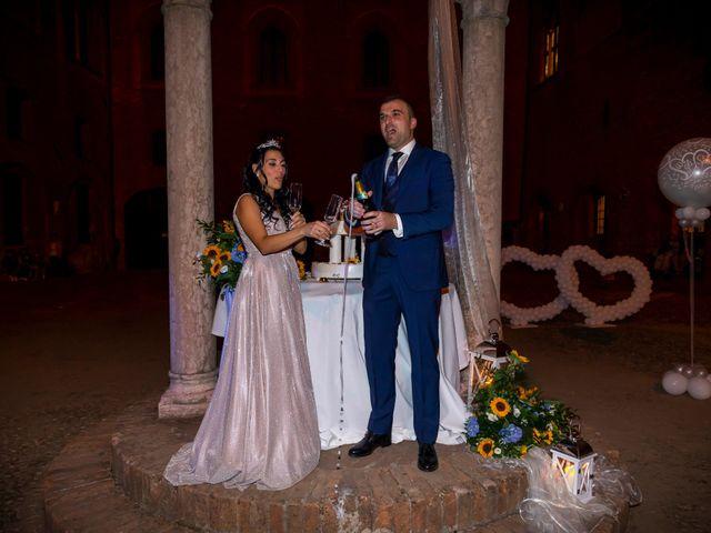 Il matrimonio di Wainer e Raffaella a Sant'Angelo Lodigiano, Lodi 108