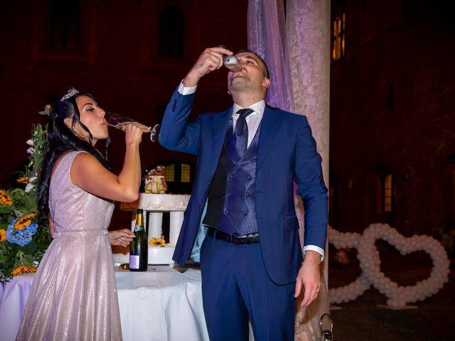 Il matrimonio di Wainer e Raffaella a Sant'Angelo Lodigiano, Lodi 109
