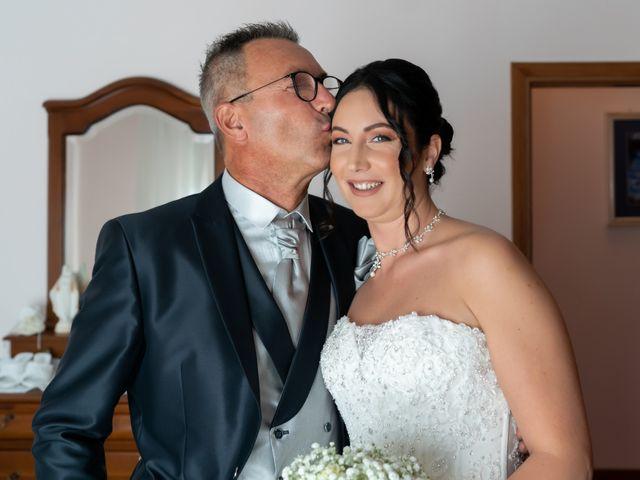 Il matrimonio di Enrico e Silvia a Jesolo, Venezia 11