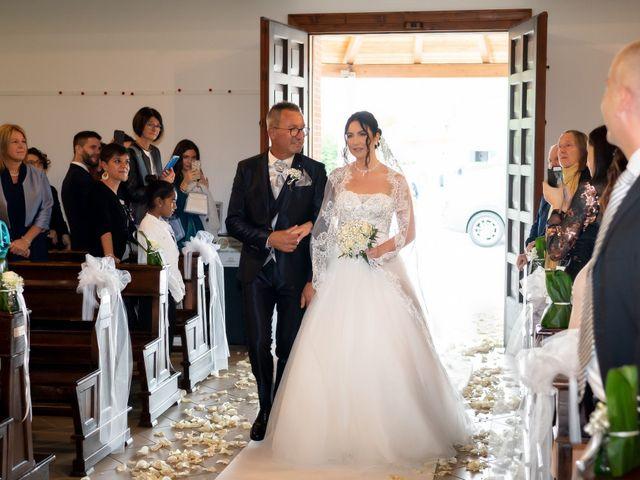 Il matrimonio di Enrico e Silvia a Jesolo, Venezia 14