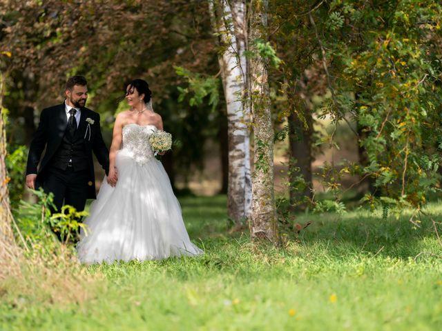 Il matrimonio di Enrico e Silvia a Jesolo, Venezia 25