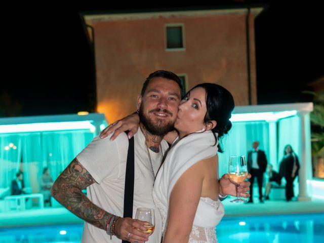 Il matrimonio di Enrico e Silvia a Jesolo, Venezia 30