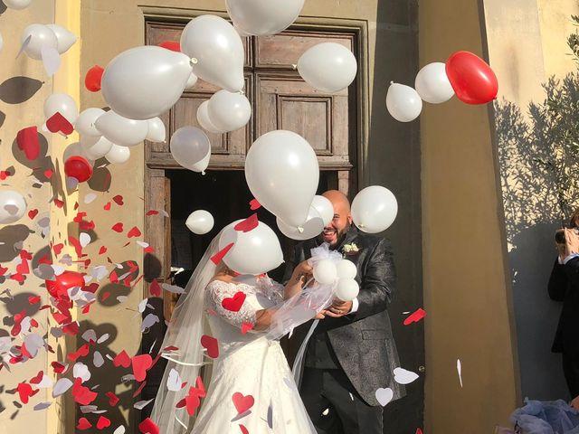 Il matrimonio di Marco e Natascha a Pieve a Nievole, Pistoia 10