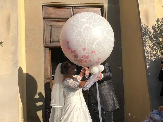Il matrimonio di Marco e Natascha a Pieve a Nievole, Pistoia 19