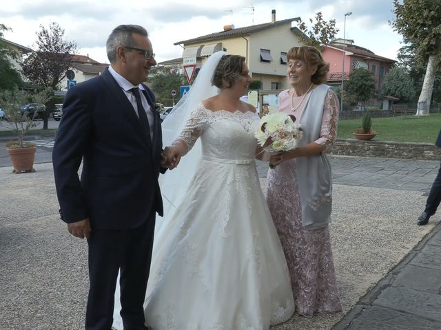 Il matrimonio di Marco e Natascha a Pieve a Nievole, Pistoia 23