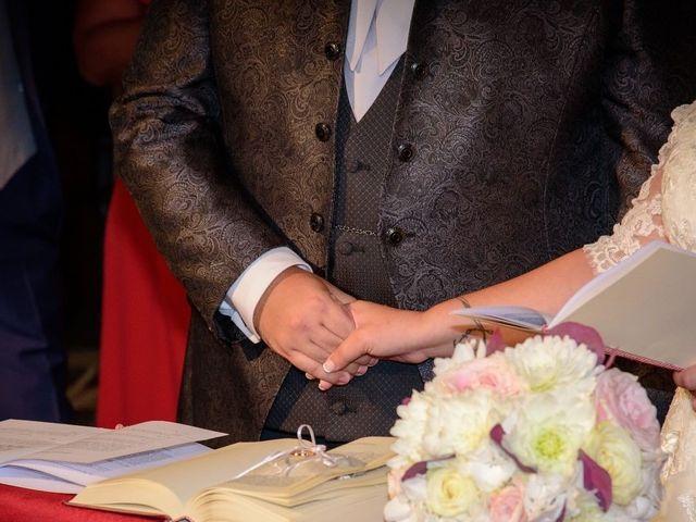 Il matrimonio di Marco e Natascha a Pieve a Nievole, Pistoia 53