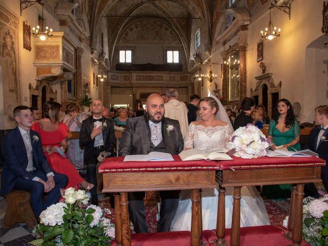 Il matrimonio di Marco e Natascha a Pieve a Nievole, Pistoia 66