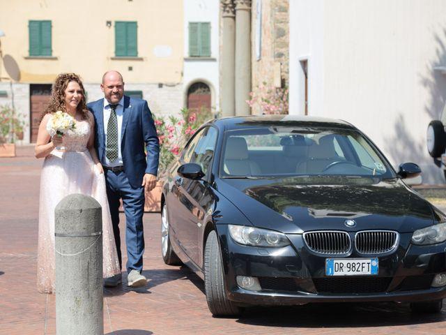 Il matrimonio di Domenico e Nadia a Chiesina Uzzanese, Pistoia 9