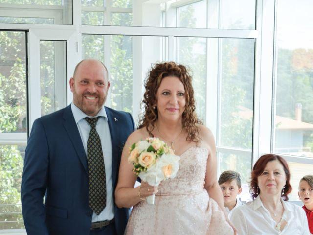 Il matrimonio di Domenico e Nadia a Chiesina Uzzanese, Pistoia 10