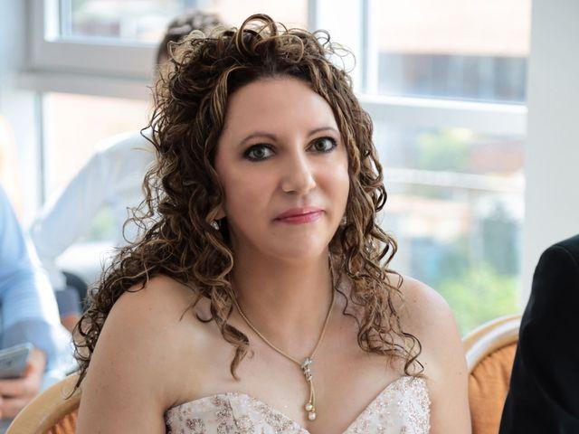 Il matrimonio di Domenico e Nadia a Chiesina Uzzanese, Pistoia 11