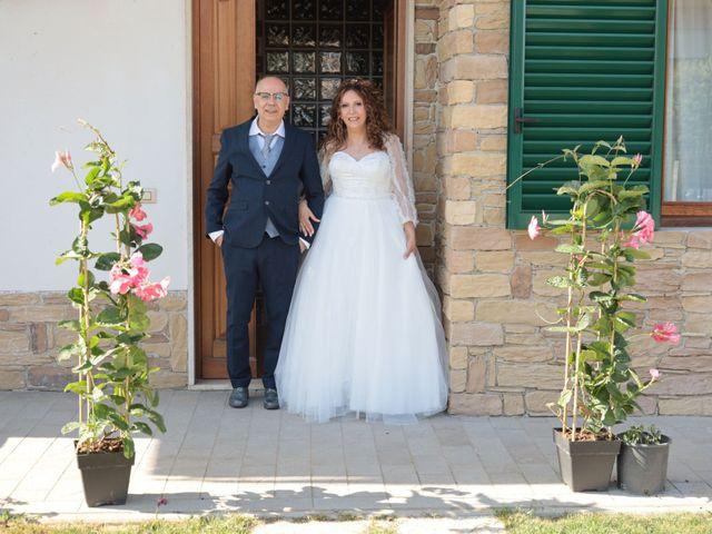 Il matrimonio di Domenico e Nadia a Chiesina Uzzanese, Pistoia 51