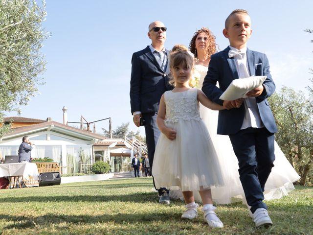 Il matrimonio di Domenico e Nadia a Chiesina Uzzanese, Pistoia 66