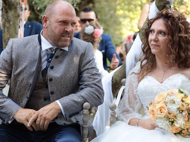 Il matrimonio di Domenico e Nadia a Chiesina Uzzanese, Pistoia 69