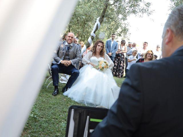 Il matrimonio di Domenico e Nadia a Chiesina Uzzanese, Pistoia 72