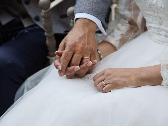 Il matrimonio di Domenico e Nadia a Chiesina Uzzanese, Pistoia 74