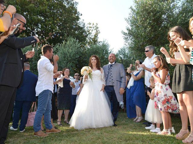 Il matrimonio di Domenico e Nadia a Chiesina Uzzanese, Pistoia 78