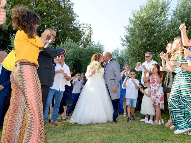 Il matrimonio di Domenico e Nadia a Chiesina Uzzanese, Pistoia 80