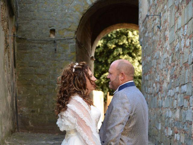 Il matrimonio di Domenico e Nadia a Chiesina Uzzanese, Pistoia 82