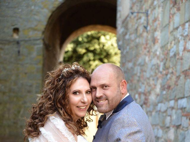 Il matrimonio di Domenico e Nadia a Chiesina Uzzanese, Pistoia 83