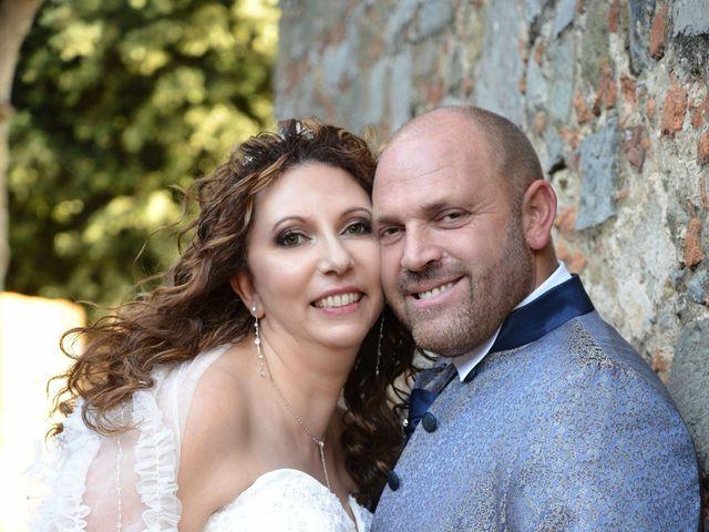 Il matrimonio di Domenico e Nadia a Chiesina Uzzanese, Pistoia 85