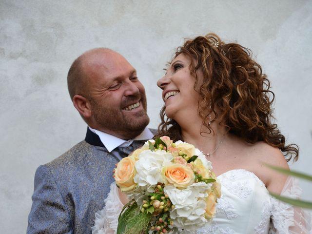 Il matrimonio di Domenico e Nadia a Chiesina Uzzanese, Pistoia 90