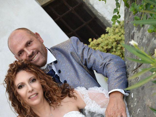 Il matrimonio di Domenico e Nadia a Chiesina Uzzanese, Pistoia 91