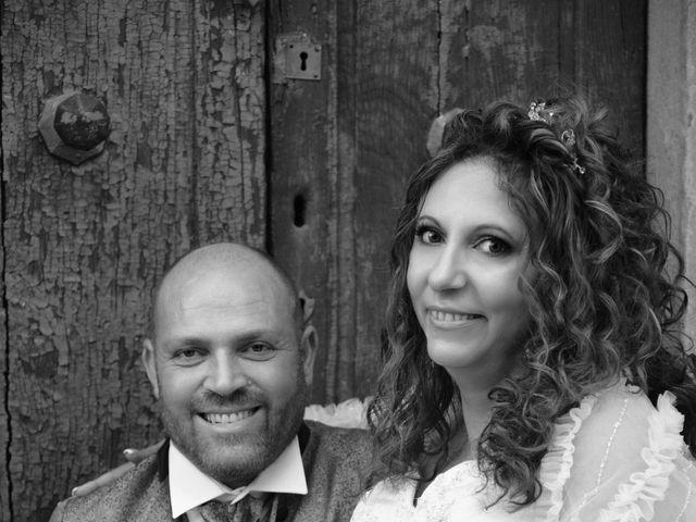 Il matrimonio di Domenico e Nadia a Chiesina Uzzanese, Pistoia 92